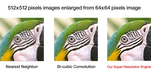 Super-Resolution Engine
